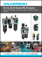 Catalog 605-1: 08, 18, 28 and 90 Series FRL Products