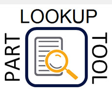 Part Tool Lookup