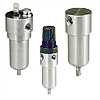Filters, regulators, lubricators to handle the most corrosive environments.